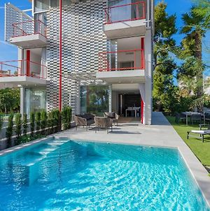 Brand New Stylish House Pool And 100M To Beach photos Exterior