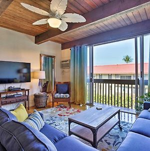 Kona Condo With View, Walk To Beach And Restaurants! photos Exterior