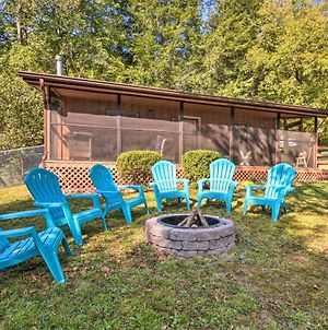 Bryson City Home With Deck About 1 Mi To Fontana Lake photos Exterior