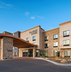 Fairfield Inn & Suites By Marriott Colorado Springs East photos Exterior