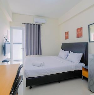 Studio Room Apartment Fully Furnished Bogorienze Resort By Travelio photos Exterior