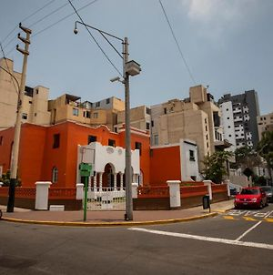 Ecopackers Hostel Lima photos Exterior