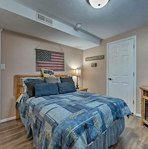 Salt Lake City Area Apt With Game Room And Hot Tub photos Exterior