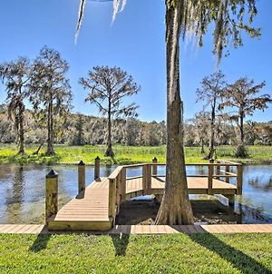 Rainbow River Oasis With Kayaks And Furnished Sunroom! photos Exterior