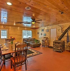 Hunters Dream Lodge On 400 Private Acres! photos Exterior