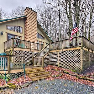 Cabin With Deck Hike And Ski The Blue Ridge Mountains photos Exterior