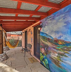 'Casita Mariposa' - Studio W/ Shared Hot Tub! photos Exterior