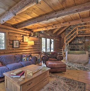 Cabin With Private Hot Tub - Walk To Pats Peak! photos Exterior