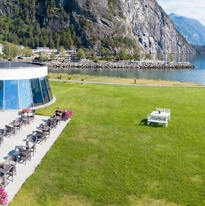 Valldal Fjordhotell - By Classic Norway Hotels photos Exterior