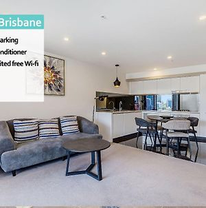 South Brisbane Spacious Apt Free Parking Qsb023 photos Exterior