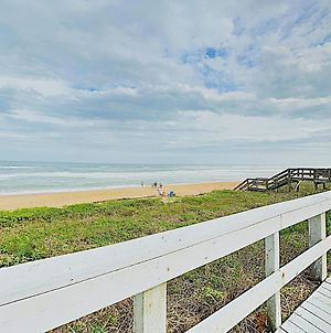 New Listing! Updated Coastal Gem With Screened Porch Home photos Exterior