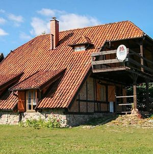Holiday Home Lidzbark Warminski Haus Am See Klebowo photos Exterior