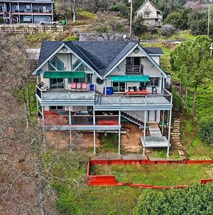 Hillside Home, Walk To Lake Tulloch'S Shore! photos Exterior