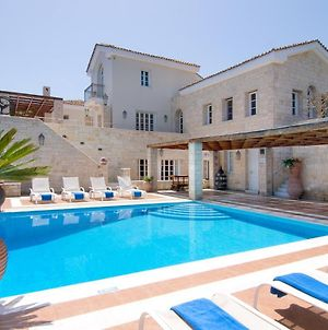Ellinika Villa Sleeps 16 With Pool And Air Con photos Exterior