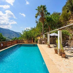 Fornalutx Villa Sleeps 5 With Pool And Air Con photos Exterior