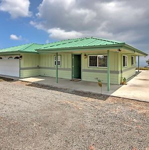 Ocean View House With Lanai, 7 Mi From South Point! photos Exterior