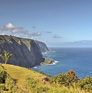 Cliff House With Waipi'O Valley Views - On 43 Acres! photos Exterior
