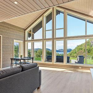 Four-Bedroom Holiday Home In Farsund photos Exterior