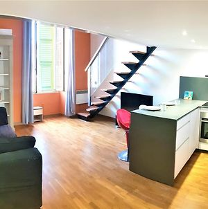 Nice Booking - Duplex Sur La Place Massena photos Exterior
