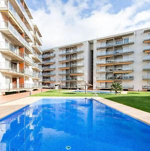 Marines Mestral B25 Apartamento Con Piscina Y Parking En Roses photos Exterior