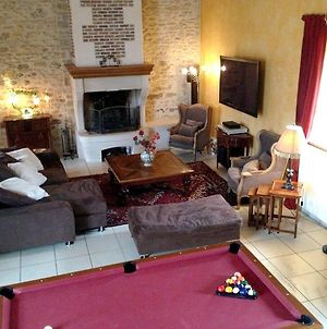 House With 6 Bedrooms In Saintgeorgessurbaulche With Enclosed Garden And Wifi photos Exterior