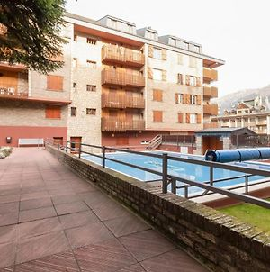 Peaceful Apartment In Vielha With Swimming Pool photos Exterior