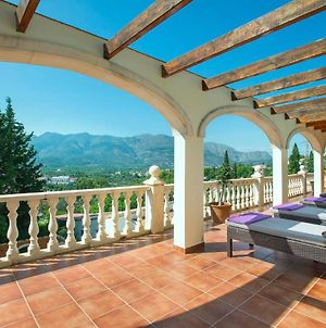 Orba Villa Sleeps 8 With Pool And Air Con photos Exterior