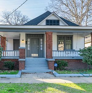Bluesy Bungalow! Porch Swing! Pets Ok! Benning 15 Mins photos Exterior