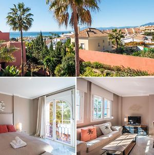 First Line Beach Penthouse With Sea Views, Costabella, Marbella photos Exterior