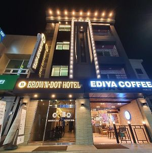 Brown Dot Hotel Pyeongtaek Songtan photos Exterior