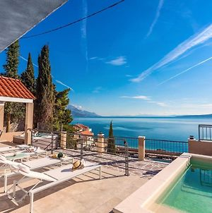 New! Villa Perla Blu With 4 Bedrooms, Heated Pool, Jacuzzi, 50M From Beach photos Exterior