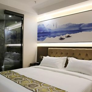 Vx Wuxi Huishan District Luoshe Town Luocheng Avenue Hotel photos Exterior