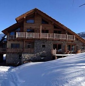 Idyllic Chalet At The Top Of The Clotes Ski Run photos Exterior