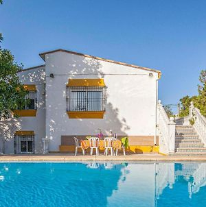 Seven Bedroom Holiday Home In Tomares photos Exterior