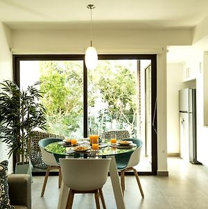 Stylish One Bedroom For Up To 4 People At Aldea Zama photos Exterior