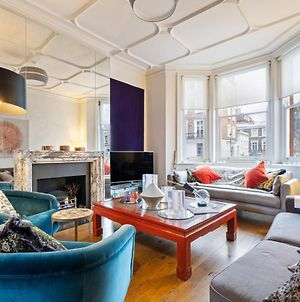 Spacious Designer Two-Bed Apt, W/Garden In Chelsea photos Exterior