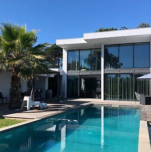 Malibu Keyweek Villa With Swimming Pool Close To The Golf In Anglet photos Exterior