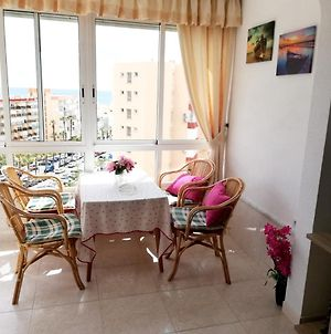 Studio In Torrox With Wonderful City View Shared Pool And Wifi photos Exterior
