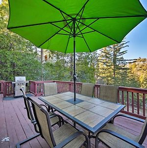 Beautiful Lake Arrowhead Home With 2 Decks And Views! photos Exterior