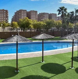 Awesome Apartment In Oropesa De Mar W/ Outdoor Swimming Pool, Wifi And 2 Bedrooms photos Exterior