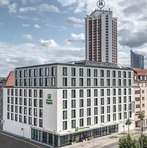 Holiday Inn Express Leipzig City Hauptbahnhof, An Ihg Hotel photos Exterior