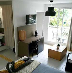 Studio In Saint Francois With Shared Pool Furnished Terrace And Wifi 2 Km From The Beach photos Exterior