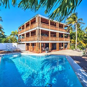 One Reel Ocean View 4 Bed/4.5 Bath With Private Pool, Hot Tub And Dockage photos Exterior