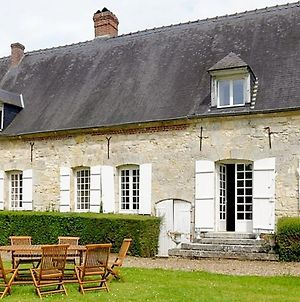 Awesome Home In Montreuil-Sur-Breche W/ Jacuzzi, Wifi And 7 Bedrooms photos Exterior