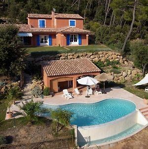 Charming Holiday Home In Lorgues With Private Swimming Pool photos Exterior