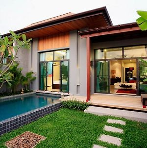 Two Villas Holiday Phuket: Onyx Style Nai Harn Beach photos Exterior