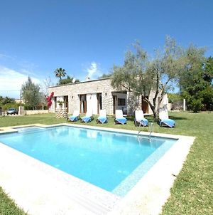 Beautiful Holiday Home In Buger Balearic Islands With Pool photos Exterior