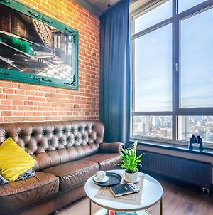 Penthouse Art On The 25Th Floor, Loft Business Class Apartments photos Exterior