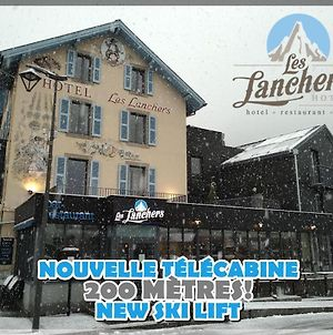 Hotel Les Lanchers photos Exterior