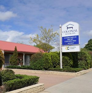 Colonial Motor Inn Bairnsdale Golden Chain Property photos Exterior